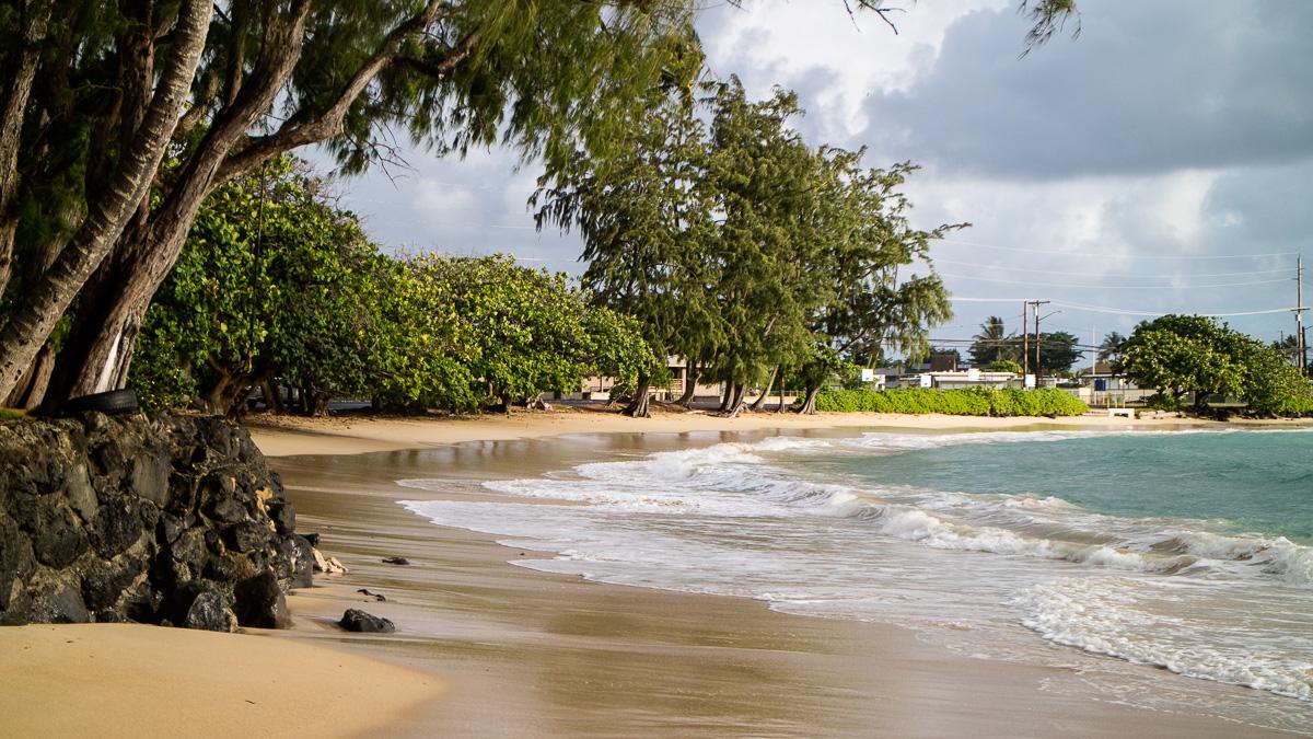 Kaaawa Beach