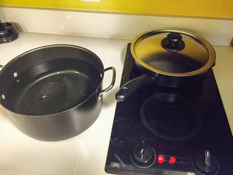 tiny cooktop