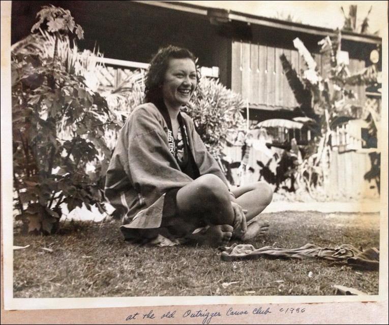 Helen Yonge, 1936