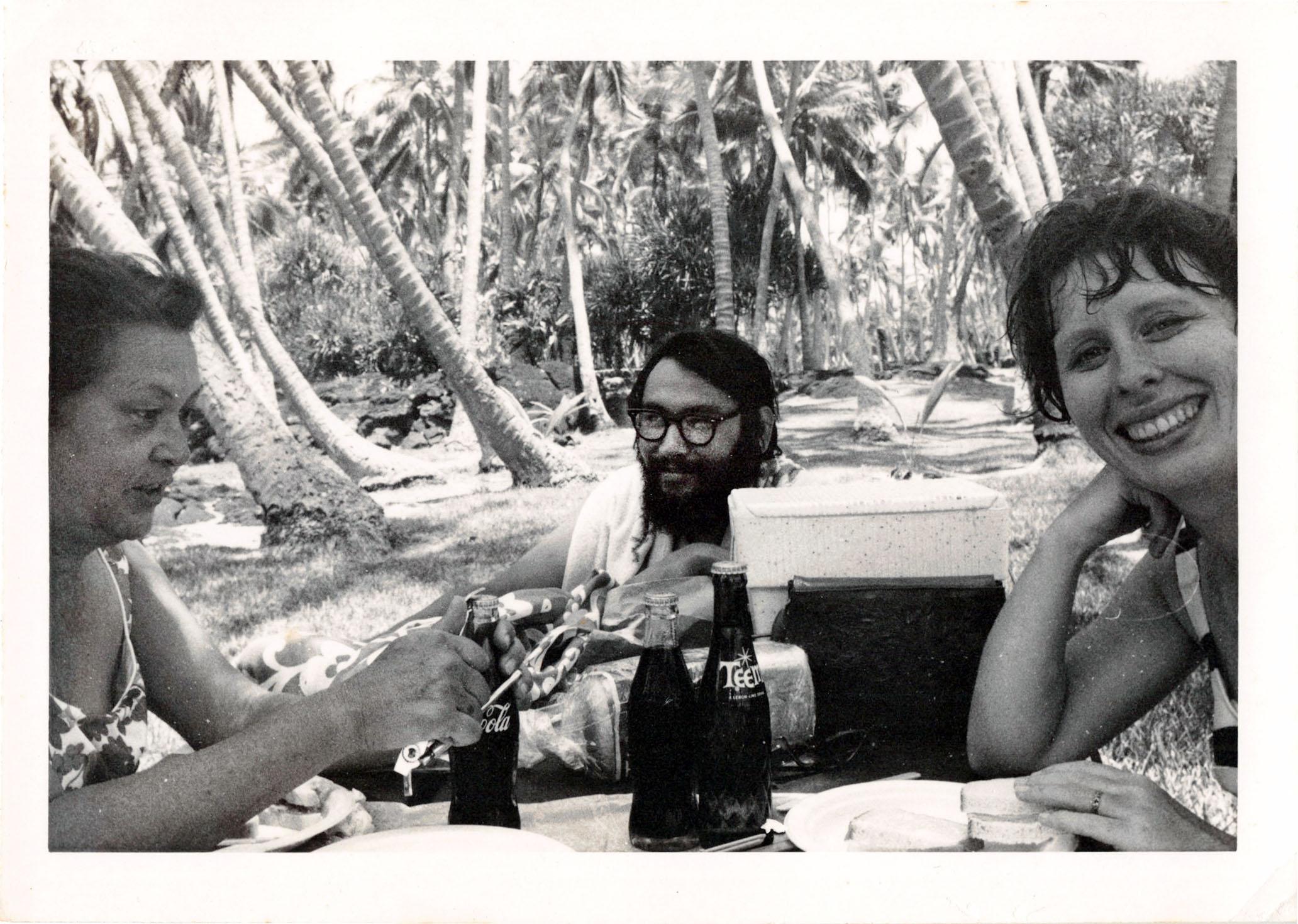 A Big Island picnic