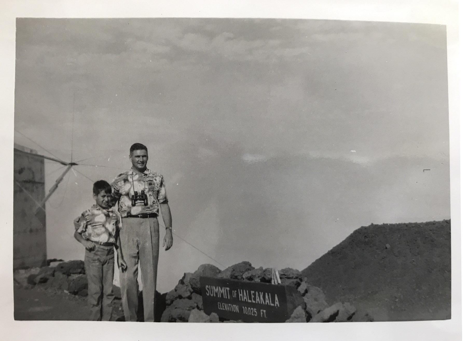 Haleakala 1956